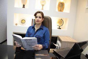 Ana  Lúcia Boaventura é presidente da Comissão de Direito Sanitário e Defesa do Direito à Saúde da OAB-GO