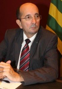 O ouvidor Eduardo Scartezini