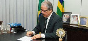 Leobino Valente Chaves é o presidente do TJGO