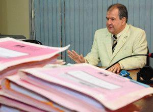 O juiz goiano Jesseir Coelho de Alcântara já autorizou uma série de abortos legaisenvolvendo o vigilante