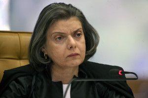 A ministra Cármen Lúcia foi a relatora do caso no STF