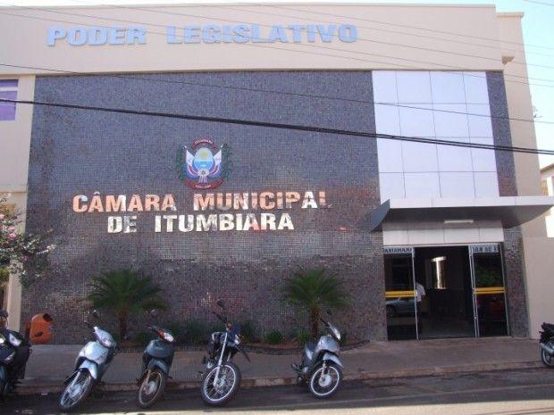 câmara municipal de Itumbiara