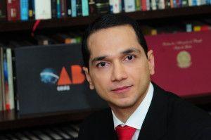 O conselheiro federal por Goiás Pedro Paulo Guerra de Medeiros