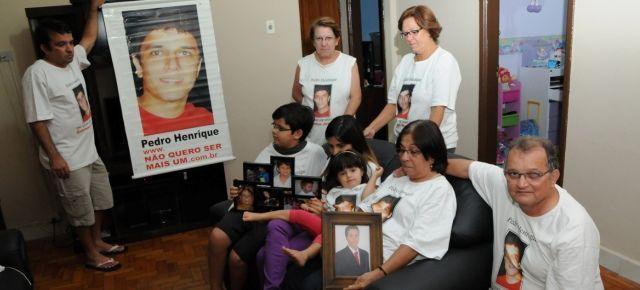Familia de Pedro Henrique sempre pediu justiça para o caso