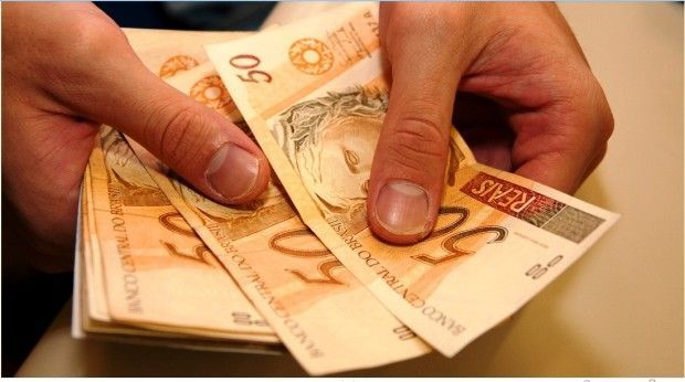 pagamento de salários