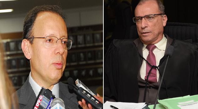 Os desembargador Carlos França e Luiz Cláudio Veiga Braga se inscreveram para tentar compor lista tríplice para o cargo de ministro do STF
