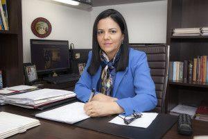 A advogada Carla Maria