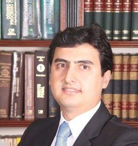 O advogado Luís Gustavo Nicoli