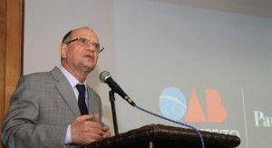 O advogado Paulo Teles diz que vai pedir a suspeição do juiz