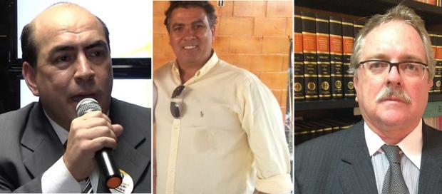 Leon Deniz, Thales José Jayme e Marisvaldo Cortes tiveram a candidatura imp