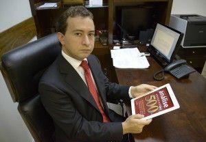O advogado Dyogo Crossara foi o responsável pela defesa