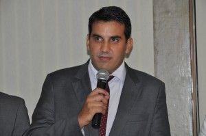 O presidente da OABPrev Enil Neto
