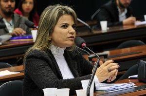A deputada goiana Flávia Morais é a relatora da matéria