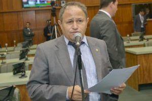 Deputado Carlos Antônio, presidente da CPI.