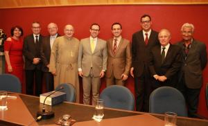 Nova comissão