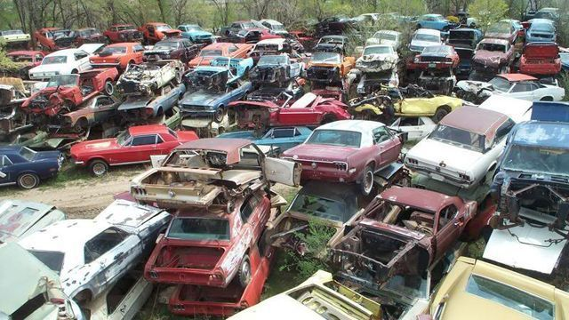 Auto junk yards houston texas