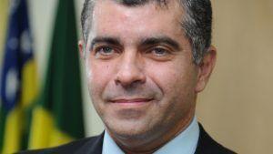 Presidente da Asmego Wilton Muller