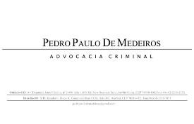 Pedro Paulo de Medeiros