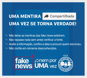 Campanha Fake News