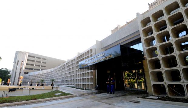 891606d0c Gilberto Marques inaugura reforma e ampliação do prédio do TJGO no ...