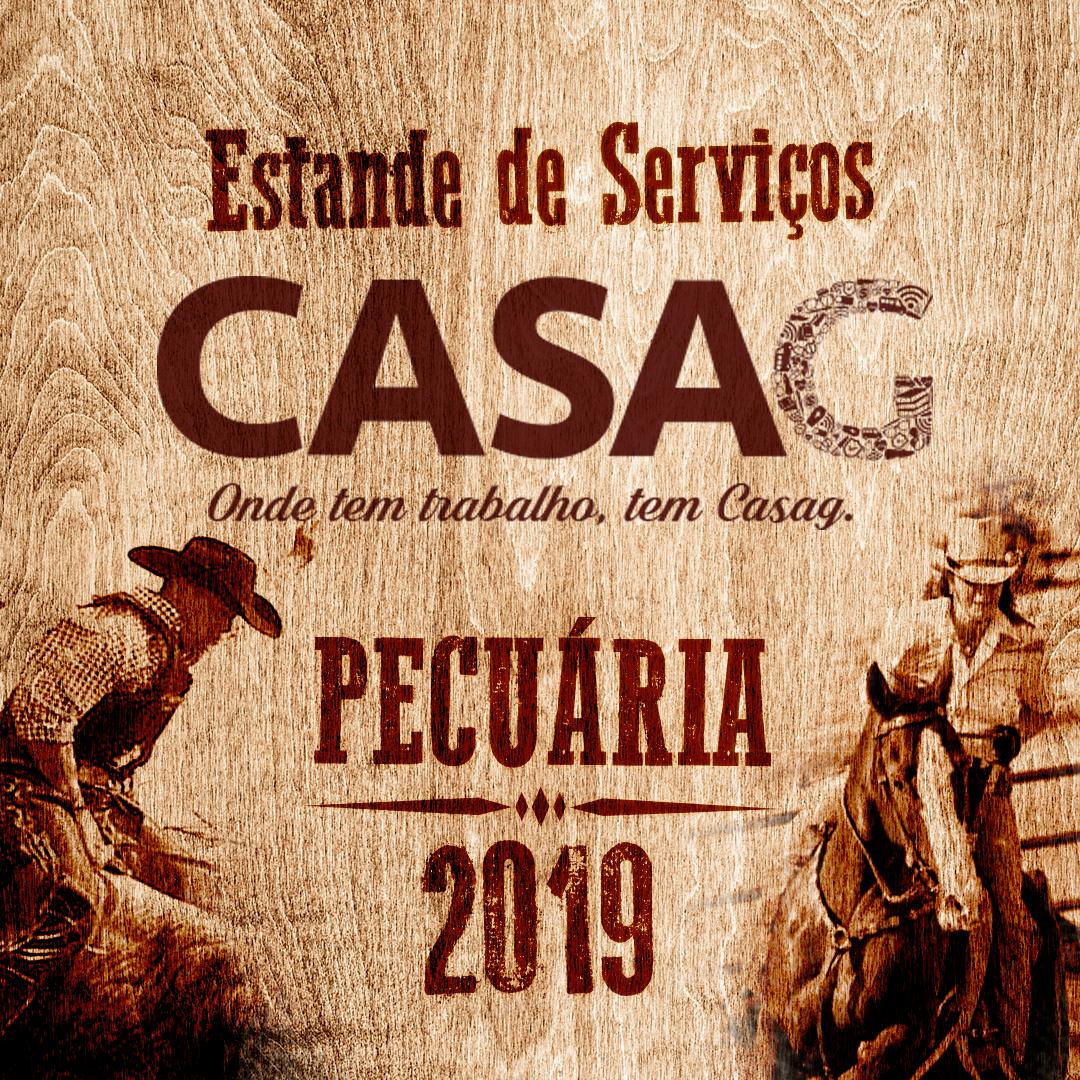 casag pecuária 2019