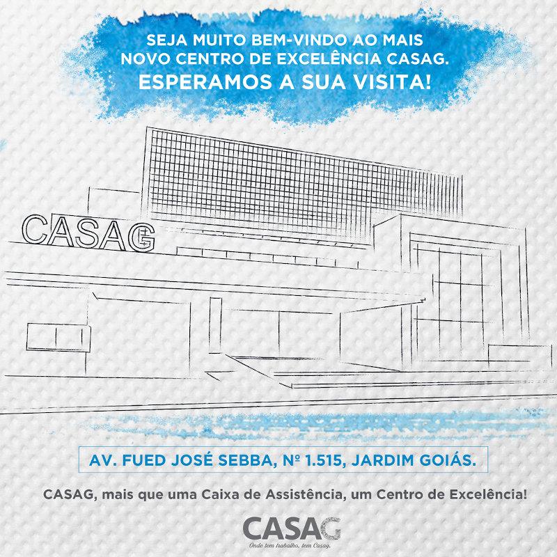 Centro de Excelencia CASAG