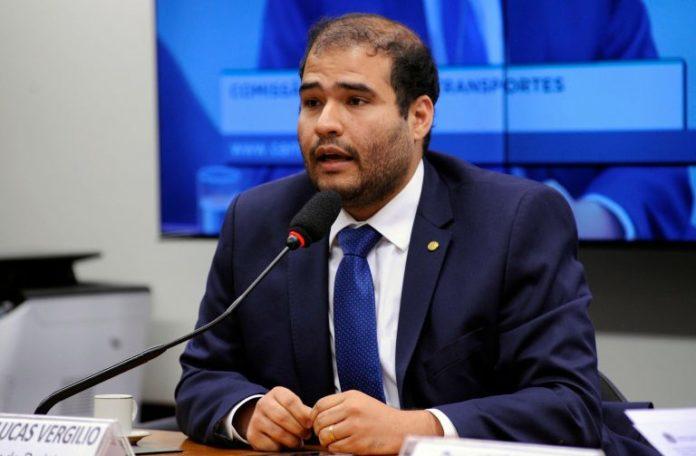 Deputado Lucas Vergilio é autor do projeto