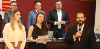 Advogadas Analécia Hanel Rorat e Eskarleth Nattanne de Oliveira Gomes