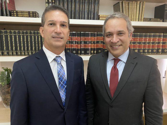 Danilo de Freitas e Henrique Tibúrcio