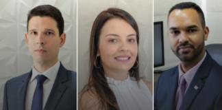 Equipe do escritório Thiago Moraes Advogdos