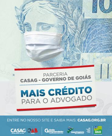 Casag parceria governo credito