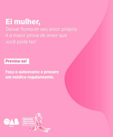 oab outubro rosa