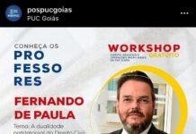 Fernando de Paula é
